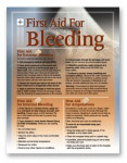 first-aid-for-bleeding-poster