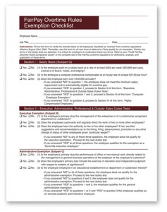 overtime-exemption-checklist-form