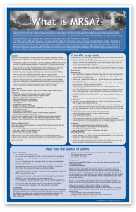 MRSA-awareness-poster